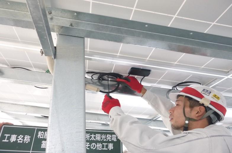 福岡 電気工事 求人