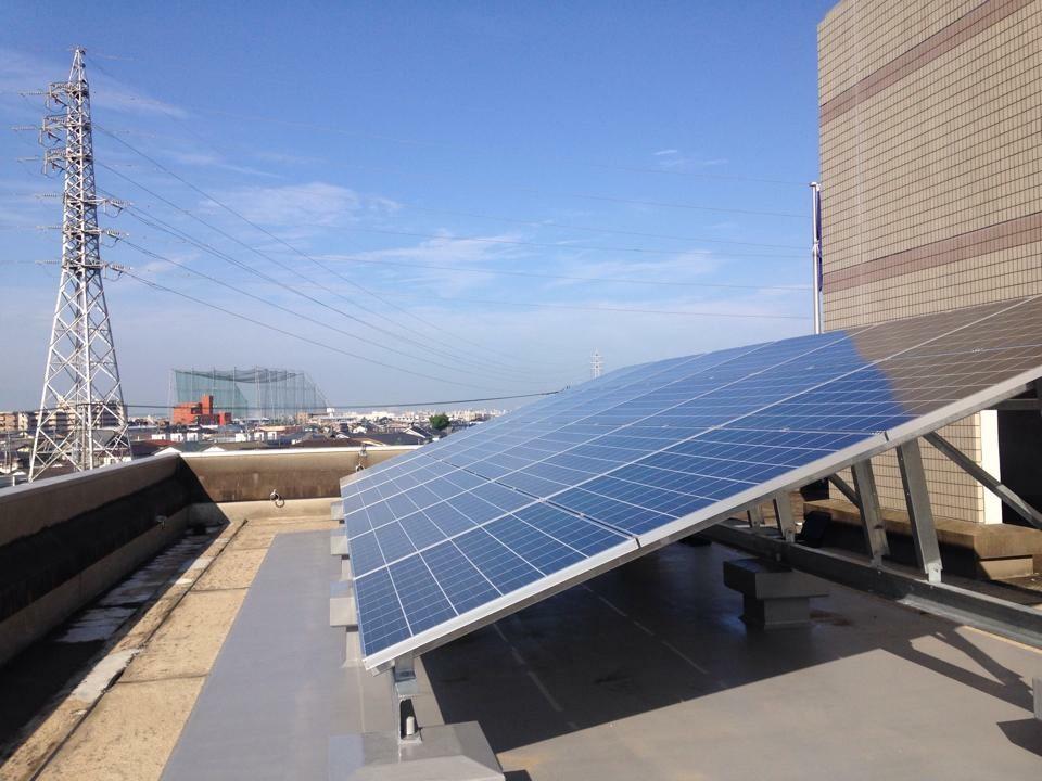 太陽光発電 蓄電池工事