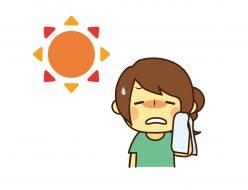 熱中症対策 暑熱順化