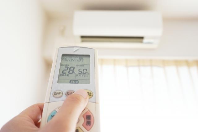 エアコン掃除 カビ対策 節電