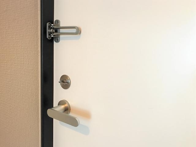 防犯 戸締り 鍵
